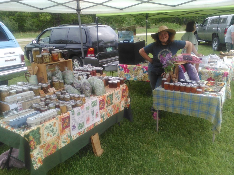 Welcome to our Farmers Market Booth!